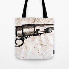 American Pistol II Tote Bag