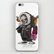 The Trespasser Bo55 iPhone & iPod Skin