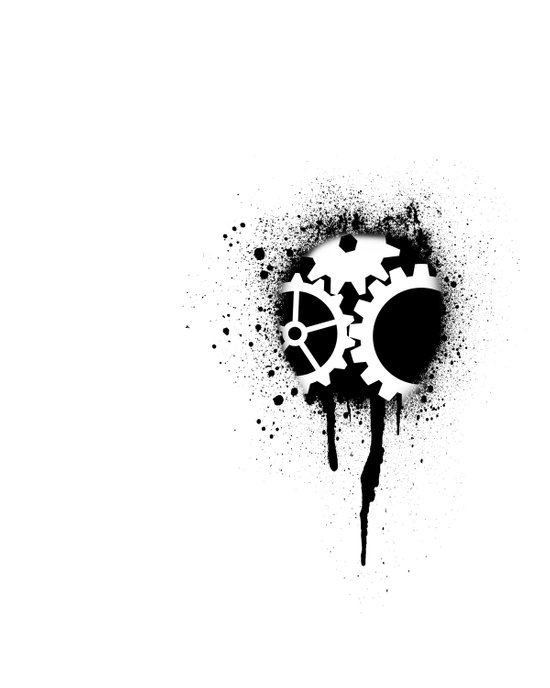 soul of a machine Art Print