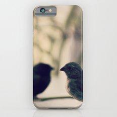 Invisible mirror iPhone 6 Slim Case