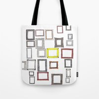Art, Art Everywhere, But… Tote Bag
