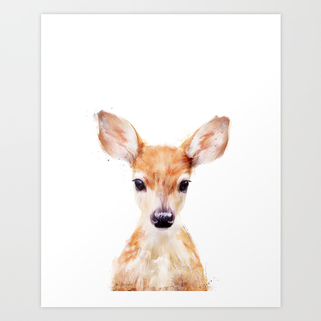 Popular Art Prints In Animals Society6