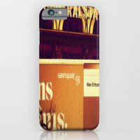 Outside The Central Stat… iPhone 6 Slim Case
