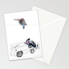 flight 1726 Stationery Cards