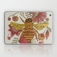 Bee awesome Laptop & iPad Skin
