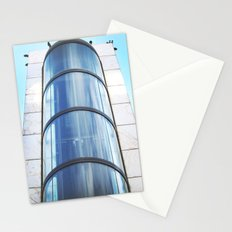 Vertical Rise Stationery Cards