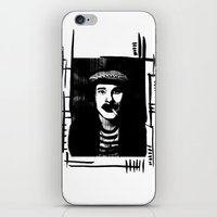 belle amour iPhone & iPod Skin
