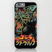 Clash of Gods: Remake iPhone 6 Slim Case