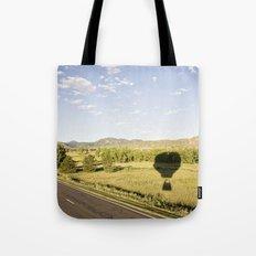 away we go::denver Tote Bag