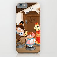 the shepherdess and the chimney sweep iPhone 6 Slim Case