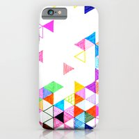 Falling Into Place iPhone 6 Slim Case