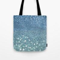 Bubbly Sea Tote Bag