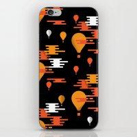 Travel - Hot Air iPhone & iPod Skin