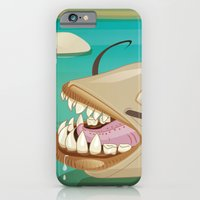 iPhone & iPod Case featuring Looking for food by Claudio Gomboli
