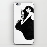 I Was Here iPhone & iPod Skin