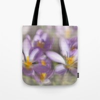 Springtime Dreams Tote Bag