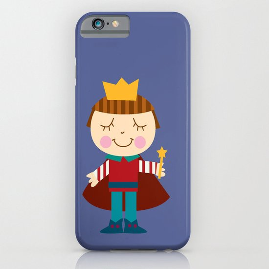 Prince charming iPhone & iPod Case