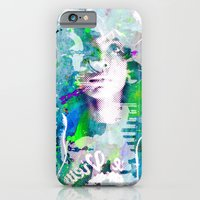 iPhone & iPod Case featuring Ode To Badu by Jennifer Torres