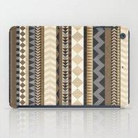 Dusty Aztec Pattern iPad Case