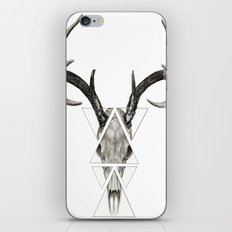 Deer Skull iPhone & iPod Skin