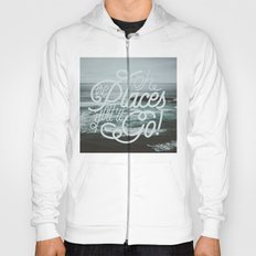 Oh the places you'll go! Hoody
