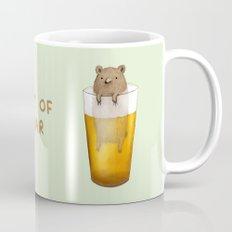 Pint of Bear Mug