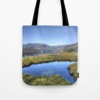 Ogwen's Pond Tote Bag
