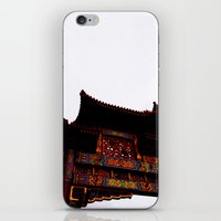 Bridge Over Chinatown  iPhone & iPod Skin