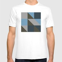 #149 United Shapes Of Ge… Mens Fitted Tee White SMALL