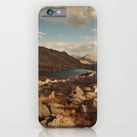 Wind River Mountains and Alpine Lake  iPhone 6 Slim Case