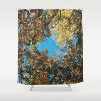 Autumn II Shower Curtain