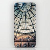 Faded Memories: Galleria Vittorio Emmanuel II, Milan iPhone & iPod Skin