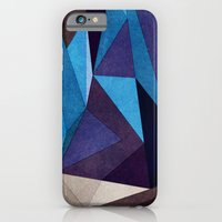 iPhone & iPod Case featuring Blue Something by Anai Greog