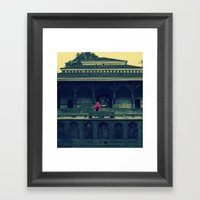 Shalimar Framed Art Print