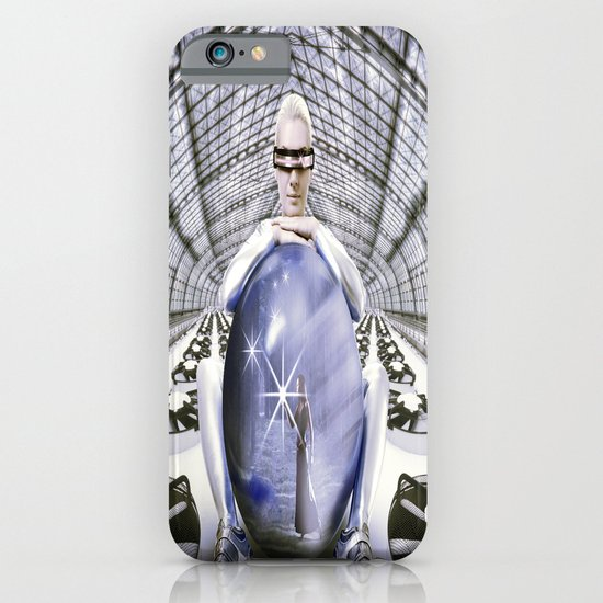 Future dreaming iPhone & iPod Case