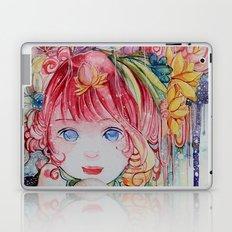 Nadias dream garden Laptop & iPad Skin