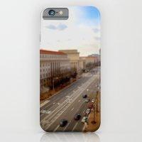 Tilt Shift - Pennsylvani… iPhone 6 Slim Case