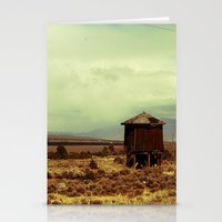 Leaving New Mexico Stationery Cards
