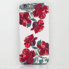 Red Roses iPhone 6s Slim Case