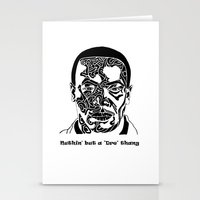 Dr. Dre Stationery Cards