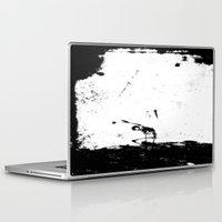 drive Laptop & iPad Skins featuring Drive by Slug on a Razor