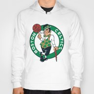 NBA - Celtics Hoody