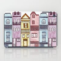 Beach House iPad Case