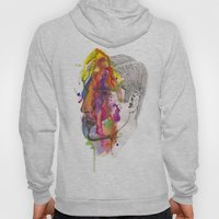 Breathe In Colour Hoody