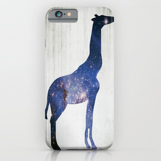 Sky-Giraffe  iPhone & iPod Case