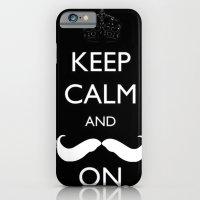 Mustache iPhone 6 Slim Case