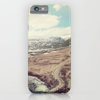 Norwegian Landscape iPhone 6 Slim Case