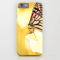 iPhone & iPod Case featuring Monarch by Creativemind06