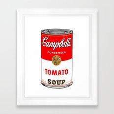 TOMATO! Framed Art Print