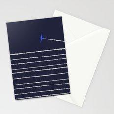 Boooo, Night-Flight! Stationery Cards